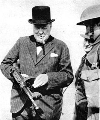 Research paper winston churchill