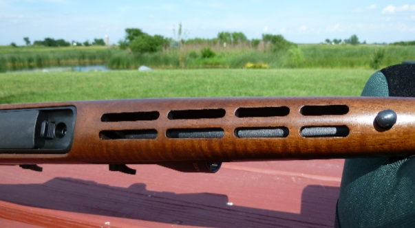 Savage Model 111 Lightweight Hunter http://randywakeman.com/Savage-Arms-Model-11-Lightweight-Hunter.htm