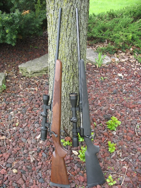 30-06 Bolt-Action Comparison: Marlin XL7W vs. Savage 111FCNS Accu-Stock